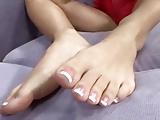 אצבעות הרגליים המגרות