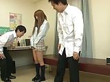 הארדקור עם איש עסקים יפני