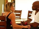 סקס מגרה ומושלם בסקס בין גיזעי מדהים